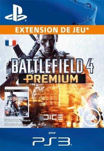 Battlefield 4: Premium - Season pass [Code Jeu PSN PS3 - Compte français]
