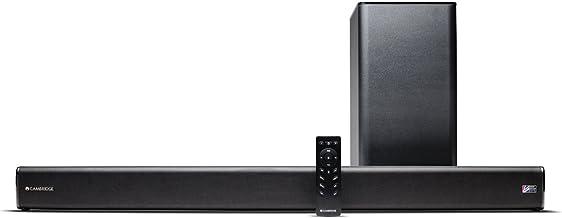 Cambridge Audio TVB2 (V2) Soundbar with Wireless Subwoofer - Black