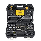 DEWALT DWMT73802 <span class='highlight'>Mechanic</span>s <span class='highlight'>Tool</span> Kit 142-piece <span class='highlight'>Set</span>, with Case, Pack of 1