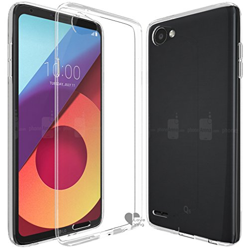 Clear Case for LG Q6