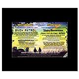 METRO WEEKENDER FESTIVAL - 2006 - Snow Patrol Babyshambles