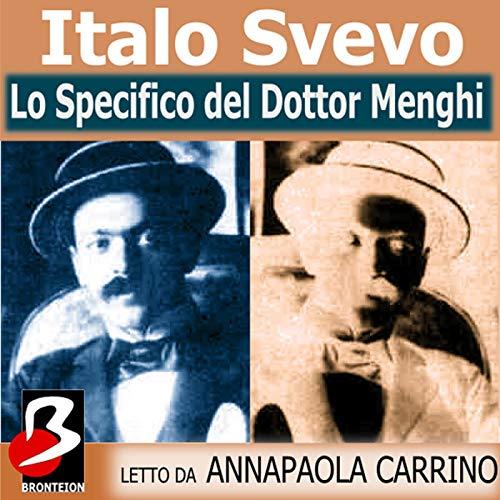 Lo Specifico del Dottor Menghi [The Specific Dr. Menghi] Titelbild