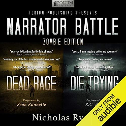 Narrator Battle: Zombie Edition cover art