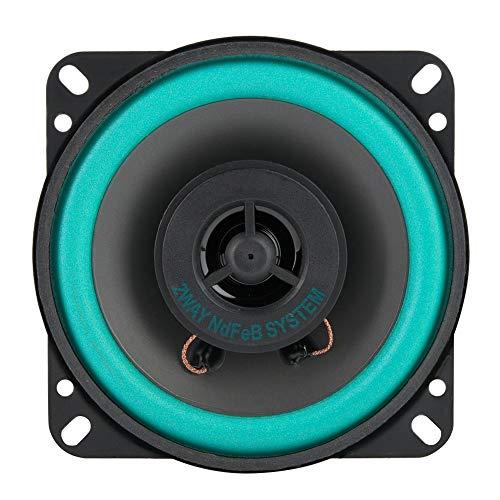 EBTOOLS Altoparlante da auto da 4 pollici, altoparlante da 100W per auto, altoparlante e altoparlante Altoparlanti per frequenze alte per auto adatto per altoparlanti auto 10cm potenti