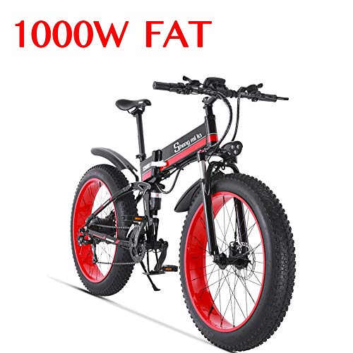 Bicicletas Electricas Plegables 1000W Marca XXCY