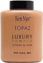 Ben Nye Topaz Face Powder Shaker Bottle - 3oz Large Size