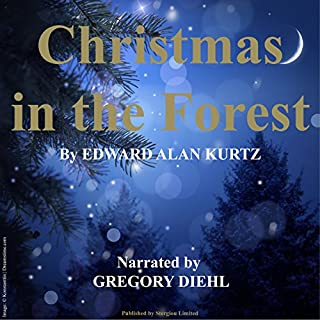 Christmas in the Forest audiobook cover art