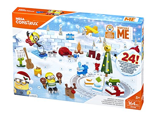 Mega Construx Despicable Me 2017 Advent Calendar