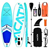 Best SUP Boards - NACATIN Paddle Boards for Adults, Inflatable Stand Up Review