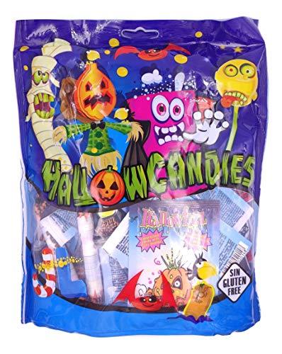 Hallowcandies - Auswahl an Süßigkeiten für Halloween - 300 Gramm