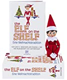The Elf on the Shelf Eine Weihnachtstradition | Deutsche Girl Christmas Tradition | Mädchen Elf