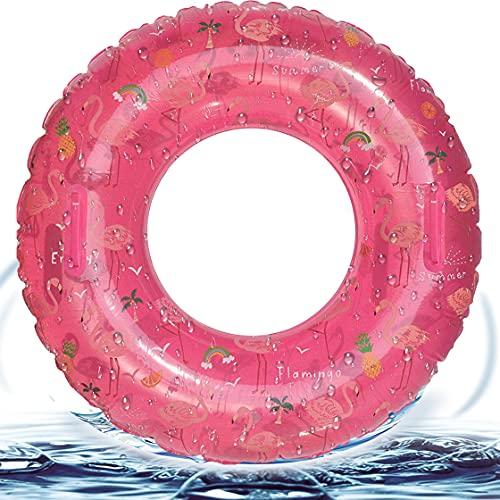 Schwimmring,Strand Schwimm Ring Schwimmsessel Schwimmreifen ErwachseneLuftmatratze Wasserring für Erwachsene ,Aufblasbarer Luftmatratzen für Party, Pool, Strand