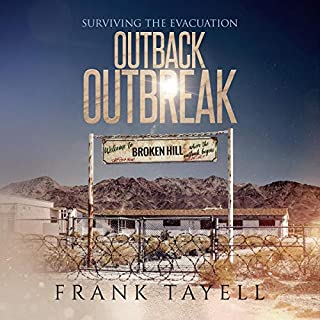 Surviving the Evacuation: Outback Outbreak cover art