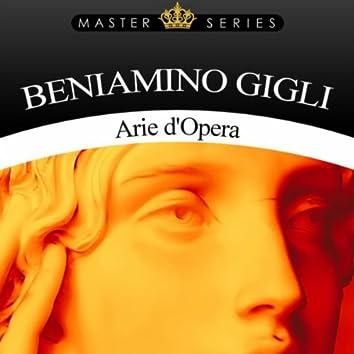 Benjamino Gigli - Arie d'Opera