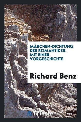 GER-M(C)RCHEN-DICHTUNG DER ROM
