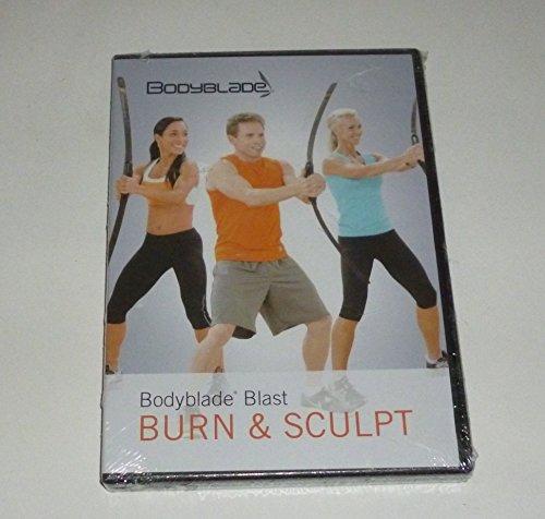 Bodyblade Unisex Cardio Workout excersize DVD, grau, Medium