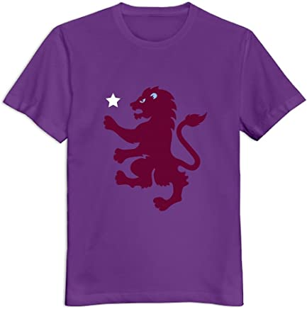Leberts Aston Villa Roundneck T-Shirts for Men