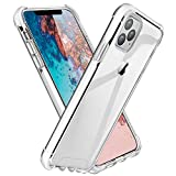 Best Case Roybens - ROYBENS iPhone 11 Case Clear, Shockproof Bumper Protective Review