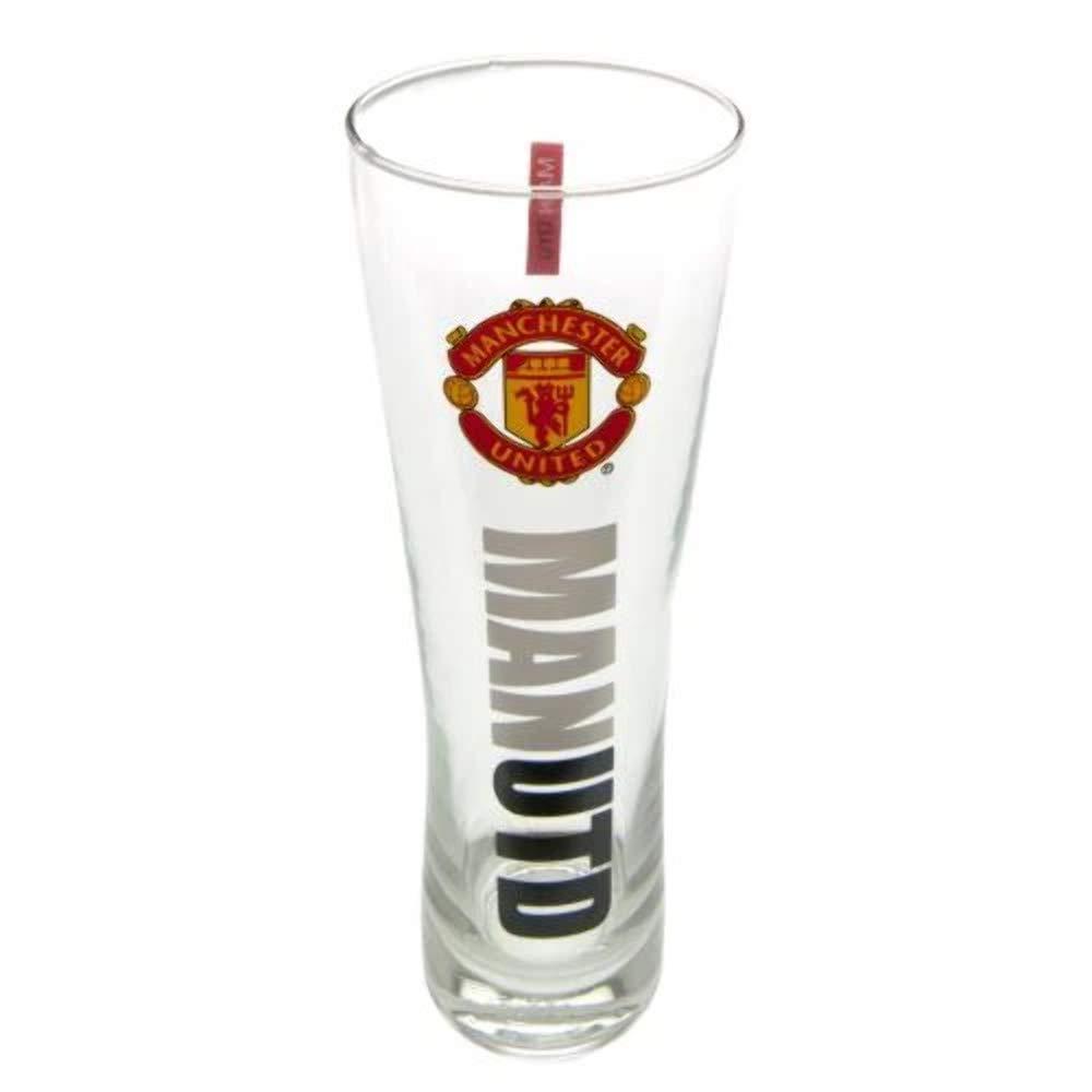 Football Team Peroni Pint Glass Tall Beer Pint Glass