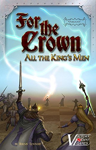 VICTORY POINT GAMES - For The Crown 2Nd Edition : All The King's Men Expansion