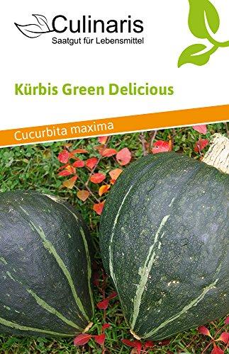 Culinaris 057 Kürbis Green Delicious (Bio-Kürbissamen) [MHD 06/2019]