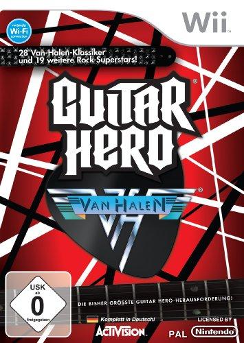 Activision Guitar Hero Van Halen