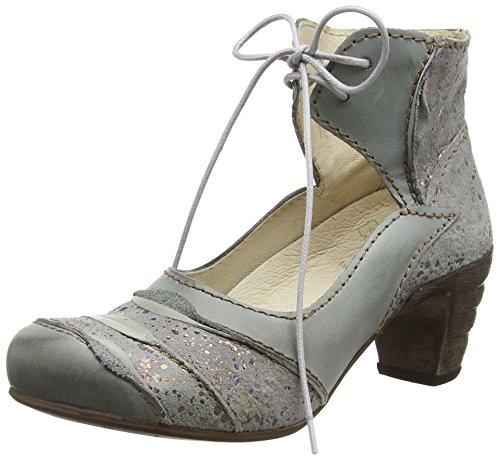 Rovers Damen Kurzschaft Stiefel, Grau (Grey/Grey), 40
