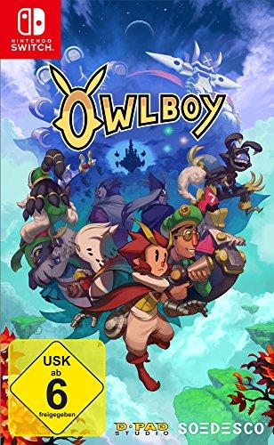Owlboy [Nintendo Switch]