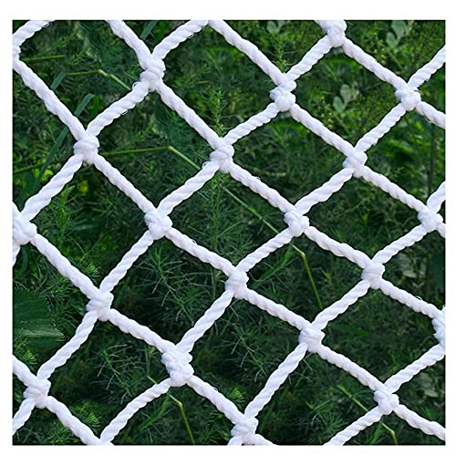 RYX Climbing Net Cat Protection Net for Balcony and Window,Adult Children Climbing Net for Outdoor Rope Net Netting Cargo Net Climbing Rope Ladder Sports Net (Size : 3x5m(10x16ft))