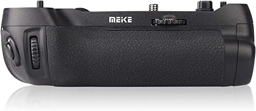 Meike MK-D500 Professional Battery Grip Shooting Vertical-Shooting Function for for Nikon D500 Camera as MB-D17
