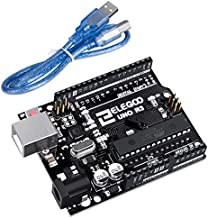 ELEGOO UNO R3 Board ATmega328P with USB Cable(Arduino-Compatible) for Arduino