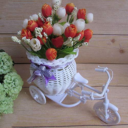deendeng glazen vaas kleine driewieler vaas bloem arrangement Terrarium