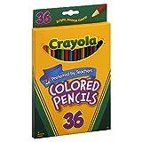 Crayola 36 Ct. Long Colored Pencils