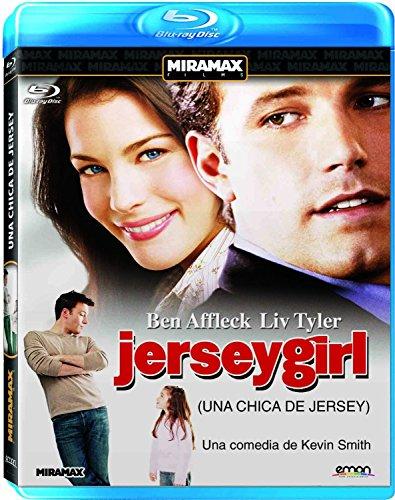 Una Chica De Jersey [Blu-ray]