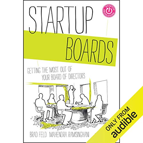 Startup Boards cover art