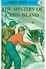 Hardy Boys 08: The Mystery of Cabin Island (The Hardy Boys Book 8) Kindle Edition