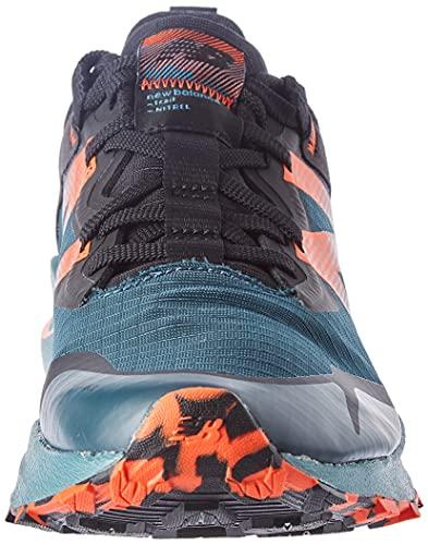 New Balance MTNTRV4, Zapatillas para Carreras de montaña Hombre, Deep Blue, 44 EU