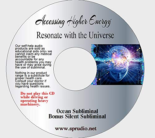 Accessing Higher Energy, Resonate with the Universe Subliminal CD Ocean