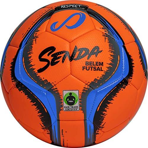 SENDA Belem Training Futsal Ball, Fair Trade Certified,...