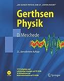 Gerthsen Physik, inkl. CD-ROM von Dieter Meschede