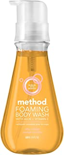 Method Foaming Body Wash Ruby Orange