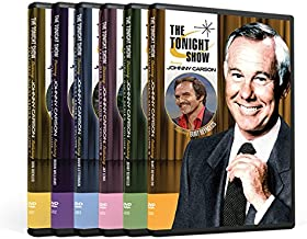 The Tonight Show starring Johnny Carson - Featured Guest Series Collection - Volumes 1-6