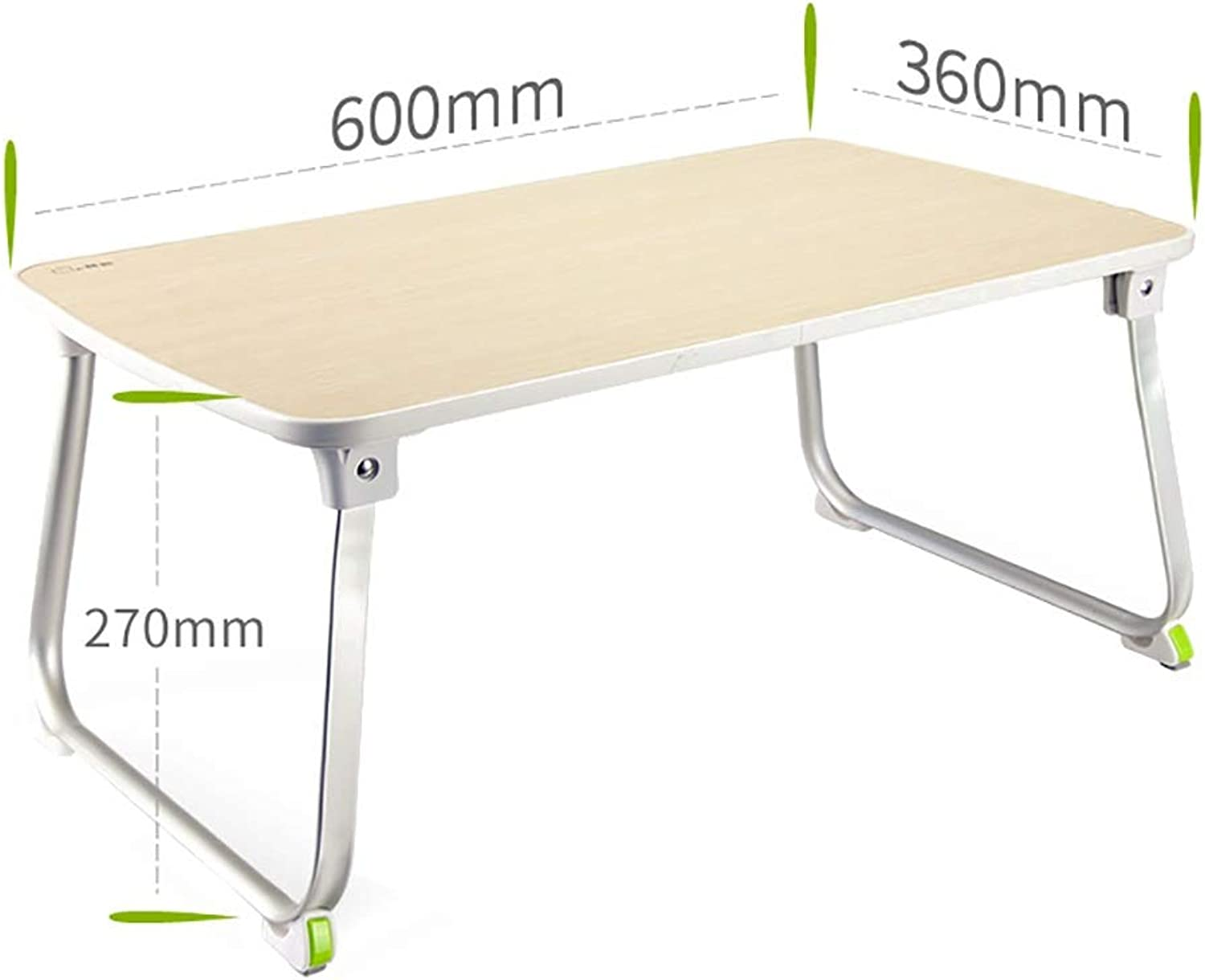 NSS Laptop Table, E1 Grade Environmentally Friendly Material is Healthy and Non-Toxic, Five Sizes are Available for You to Choose from. Portable Desk (Size   B)