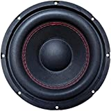 1 SUBWOOFER Master Audio CW800/4+4TP 8' 20 cm 200 mm 400 vatios rms y 800 vatios máx Dual Voice Coil 4+4 ohmios Ideal para Puertas de Coche o Box, 1 Pieza