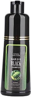 250ml shampoo colorante per capelli, shampoo naturale per capelli neri, shampoo colorante per capelli, nero naturale, toni...