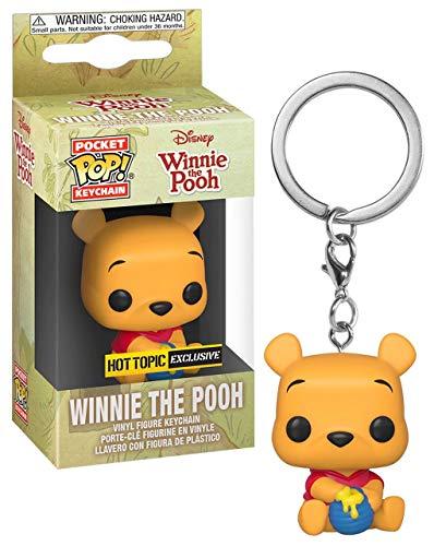 Winnie The Pooh Winnie The Pooh Pocket Pop! Funko Pocket Pop! Standard