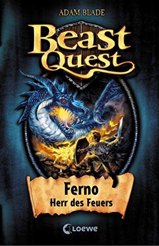 Beast Quest 1 - Ferno, Herr des Feuers