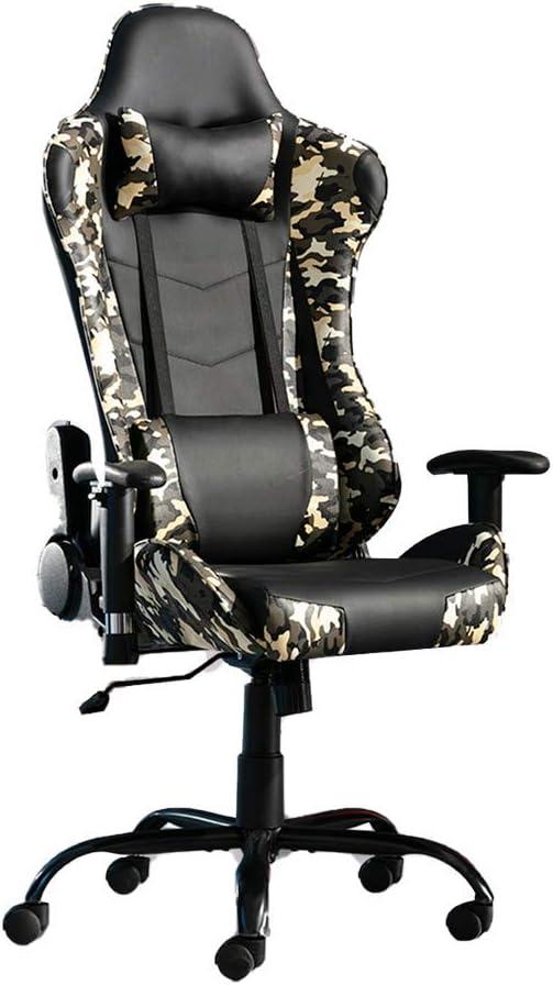 5☆大好評 Adjustable Video Gaming Chair Soft Racing Office Recliner SALE