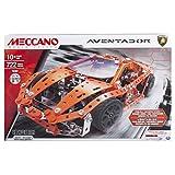 MECCANO Spin Master 6032898 Lamborghini Aventador Licencia Modelo