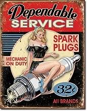 The Finest Website Inc. New Dependable Service Spark Plugs 16